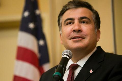 Саакашвили о приеме у Трампа…