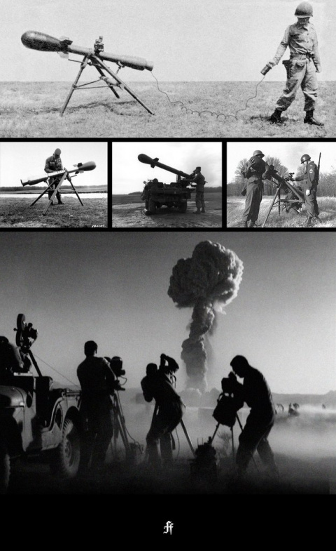 Американский ядерный миномет
