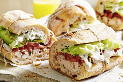 13 самых вкусных сэндвичей мира