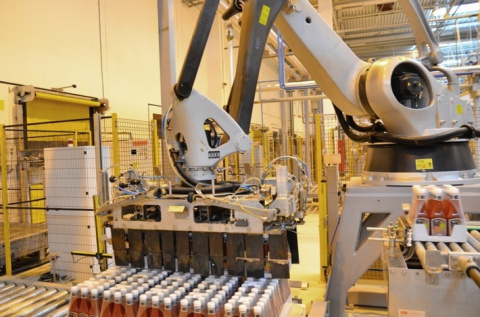 Репортаж с завода по производству кетчупов