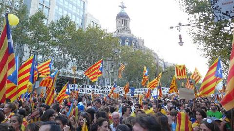 В Каталонии назревает акция …