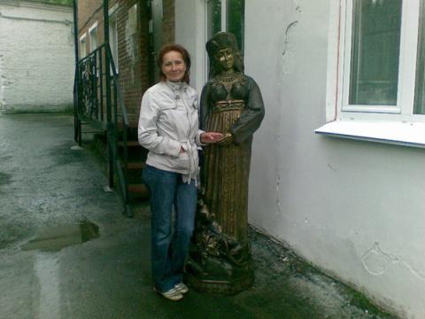 Лидия Степаненко
