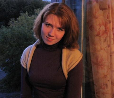 Екатерина Хомутова (Белинова) (личноефото)