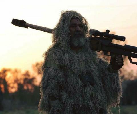 В Ираке погиб «охотник за игиловцами» снайпер Абу Тахсин ас-Салихи