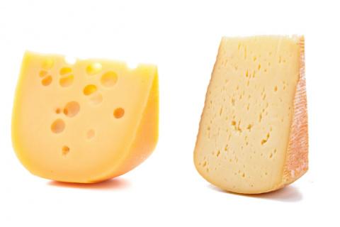 Сыр или сырный продукт. В че…