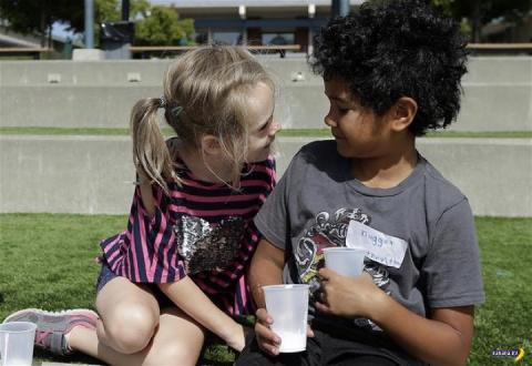 Лагерь для детей-трансгендеров