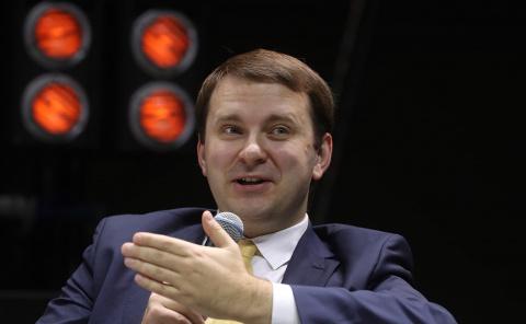 Министр  Орешкин придумал, к…