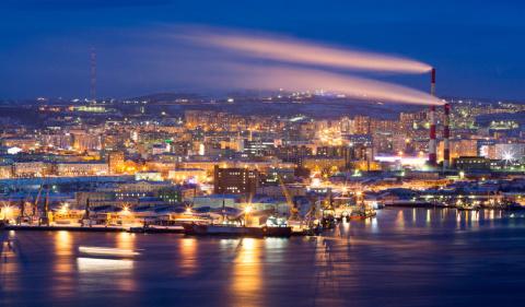 10 мрачных городов мира, где почти не бывает солнца