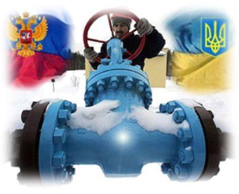 Газовый разгром Украины: ско…