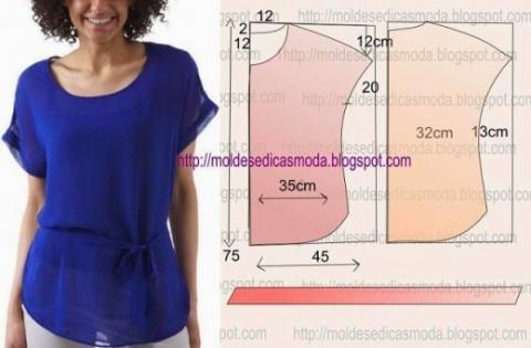 Идеи для любителей шитья. Бл…