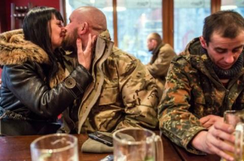 ВСУ «выбили» украинских дево…