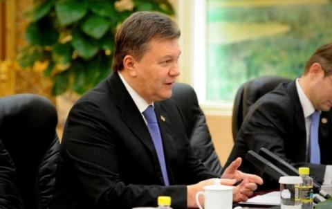 Янукович рассказал о скандал…