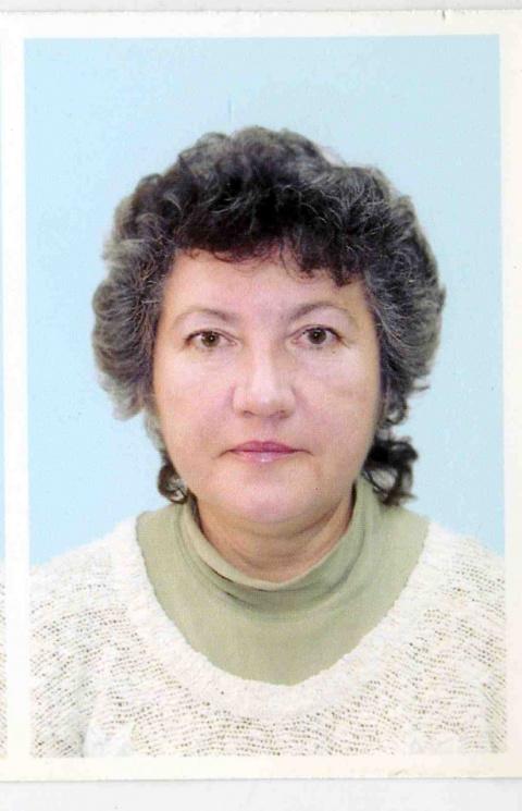 Лариса Ильина