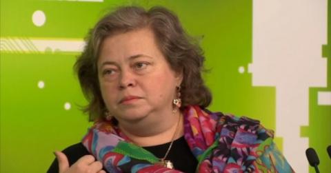 Украинская журналистка Юлия …