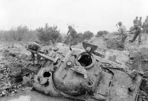 Как американские генералы берегли солдат во Вторую мировую войну