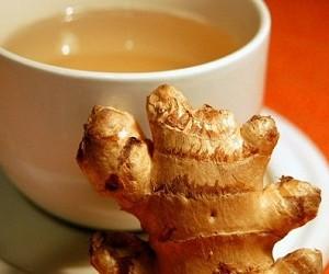 Как справиться с простудой и похудеть с помощью корня имбиря