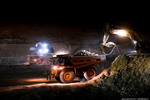 Добыча золота в Африке, России и Казахстане. Компания Nordgold