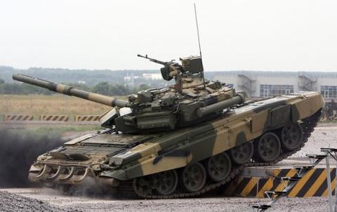 Генерал США: Российские танк…