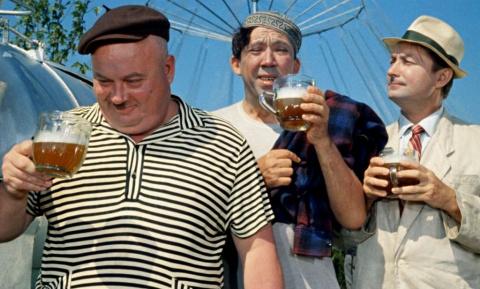 Особенности употребления пива в Советском Союзе