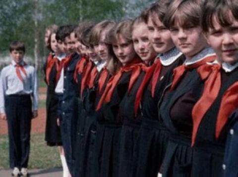 Аккаунты советских мальчишек…
