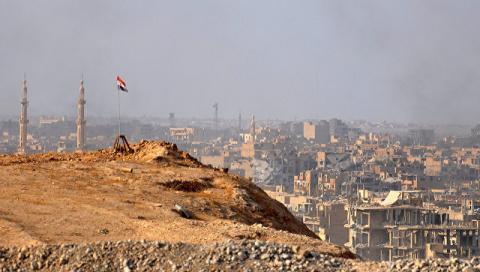Новости Сирии. Сегодня 5 дек…