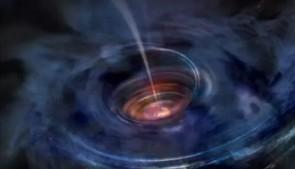 Ученые открыли черную дыру, …