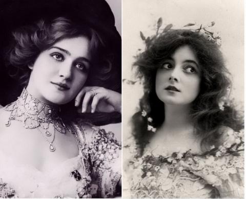 15 самых красивых женщин Эдвардианской эпохи