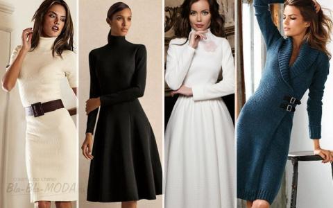 6 зимних платьев, которые то…