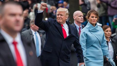 Опрос Fox News показал, что американцы больше доверяют Трампу, чем СМИ