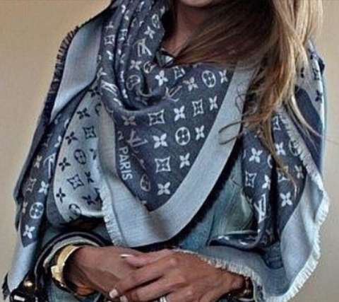 Новая коллекция платков Loui…