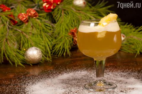 Новогодние коктейли: 10 реце…