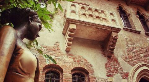 Дом Джульетты: красивая легенда для туристов?