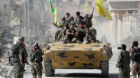 Войска Сирии взяли под контроль город Абу-Кемаль