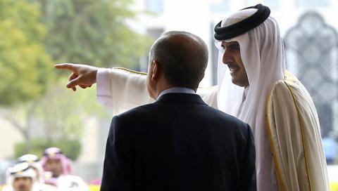 Предчувствие холодной войны на Ближнем Востоке: Турция против саудитов