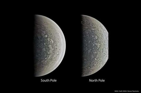 Таким Юпитер вы еще не видел…