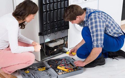 Неудачный ремонт бытовой тех…