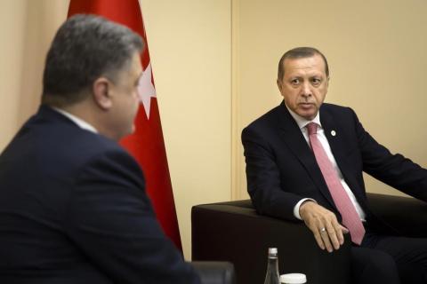 Турецкий парламентёр: Эрдога…