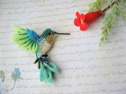 Автор - Katya Yedush. Чудо-птички!