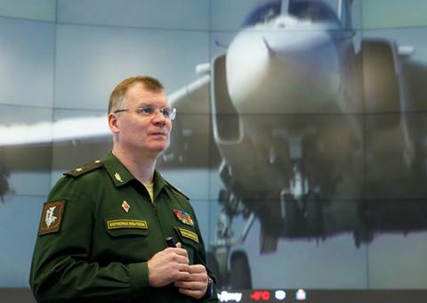 ВКС России и подлодка «Колпи…