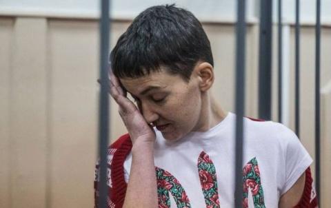 Так проходит слава мирская: Порошенко предложили назначить Савченко медобследование