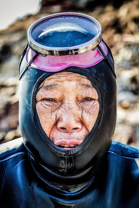 Хэнё: последние женщины-русалки на Земле