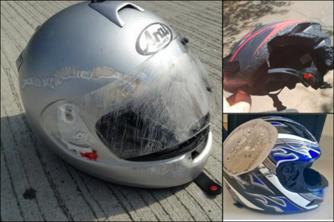 15 причин не носить шлем