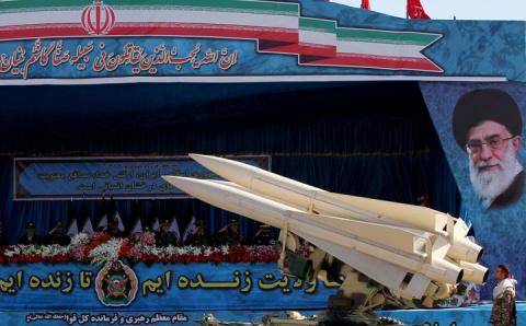 Дэнни Сьёрсен: Анти-иранская…