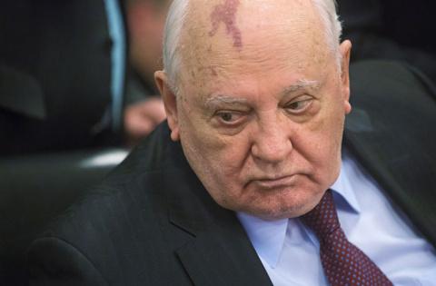 Горбачев стал жертвой рейдер…