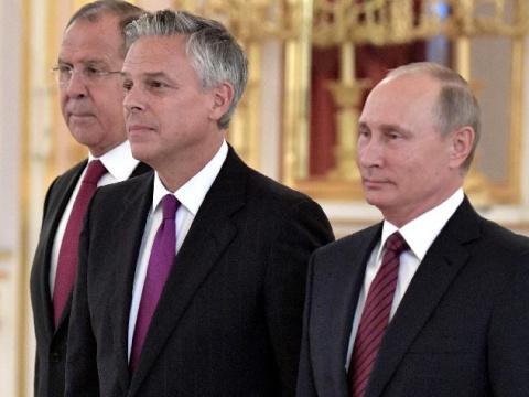 Названо условие полного разрыва отношений между РФ и США
