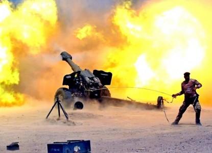 Сирийская армия нанесла прев…