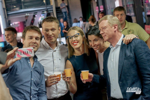 Алексей Навальный хочет заня…