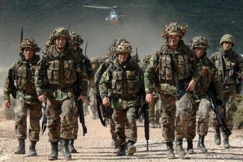 Тысяча военнослужащих США бу…