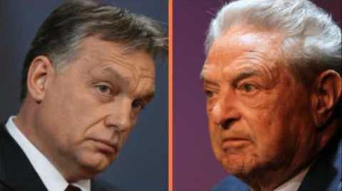 Сорос против Орбана