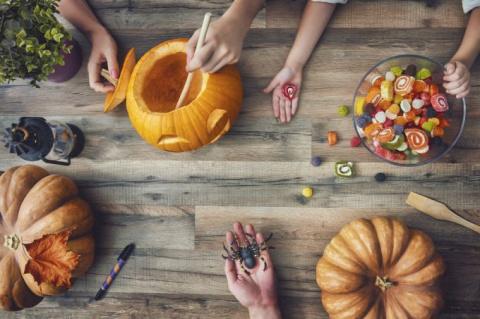 Хэллоуин: идеи для домашней …